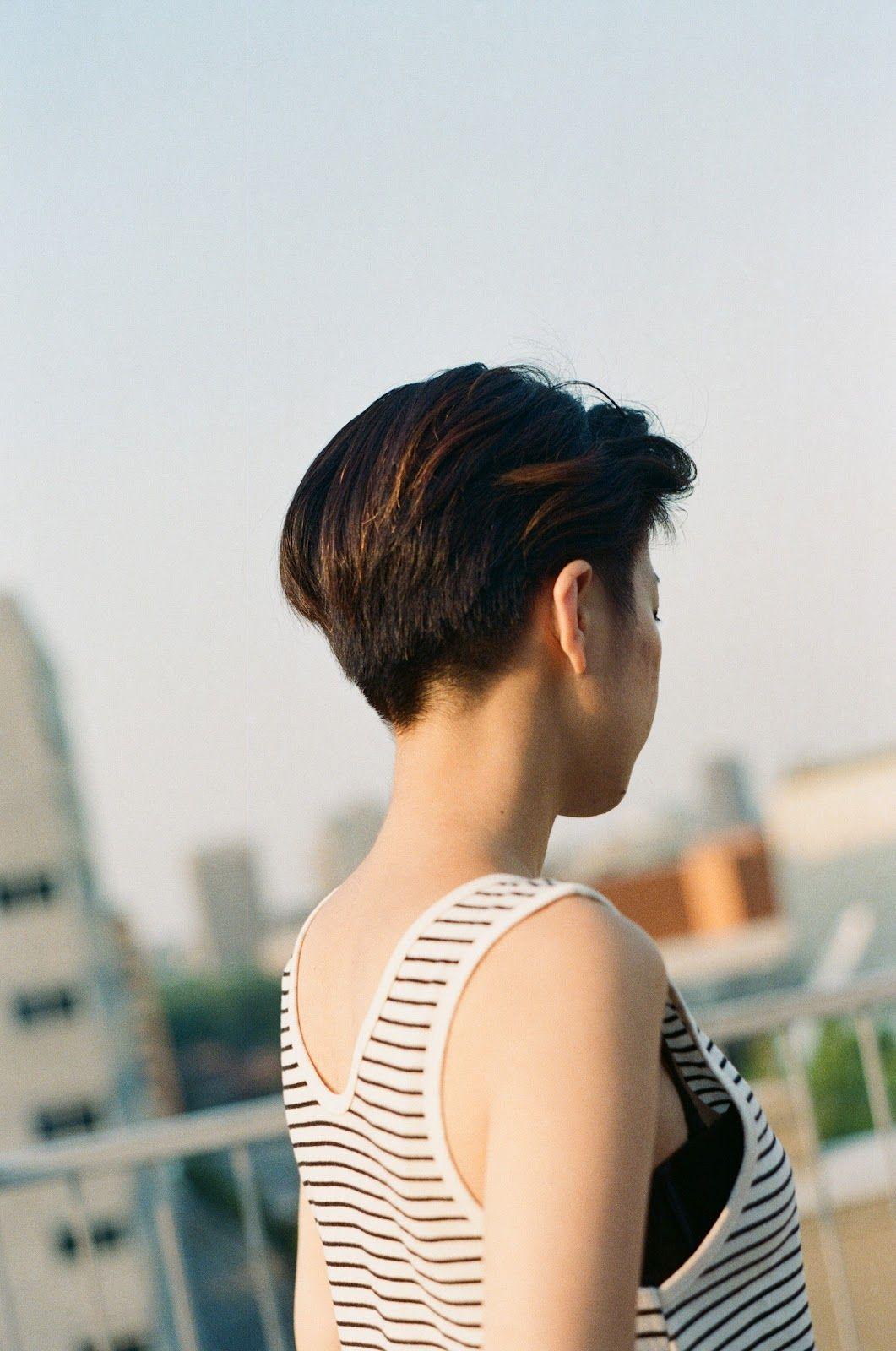 Hair~  Toronto Street Fashion