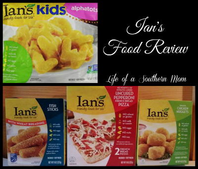 Ian's Natural Foods #allergyfriendly #kidfriendly #natural