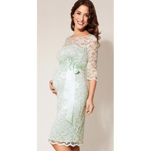 Wholesale Maternity Bridesmaid - Buy Mint Green Maternity ...