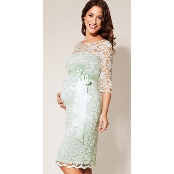 Wholesale Maternity Bridesmaid - Buy Mint Green Maternity ...