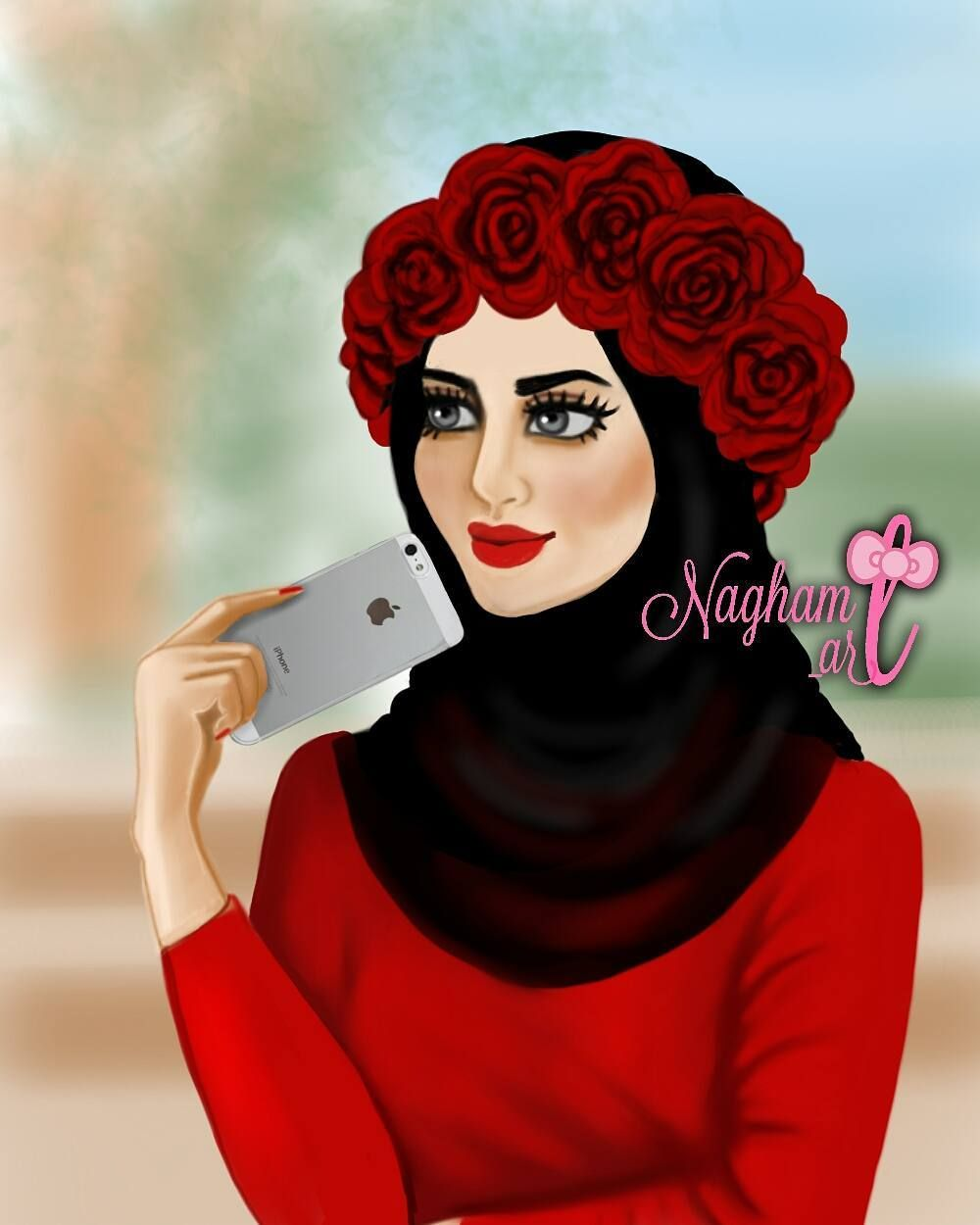 Epingle Sur Hijab Is My Crown