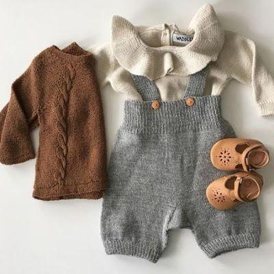 Photo of Gestrickte Baby Strampler Modelle – fröhliche Ornament Home – kostenlose Geburt…