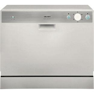 Buy Bush Wqp6 3202 Table Top Dishwasher White At Argos Co Uk