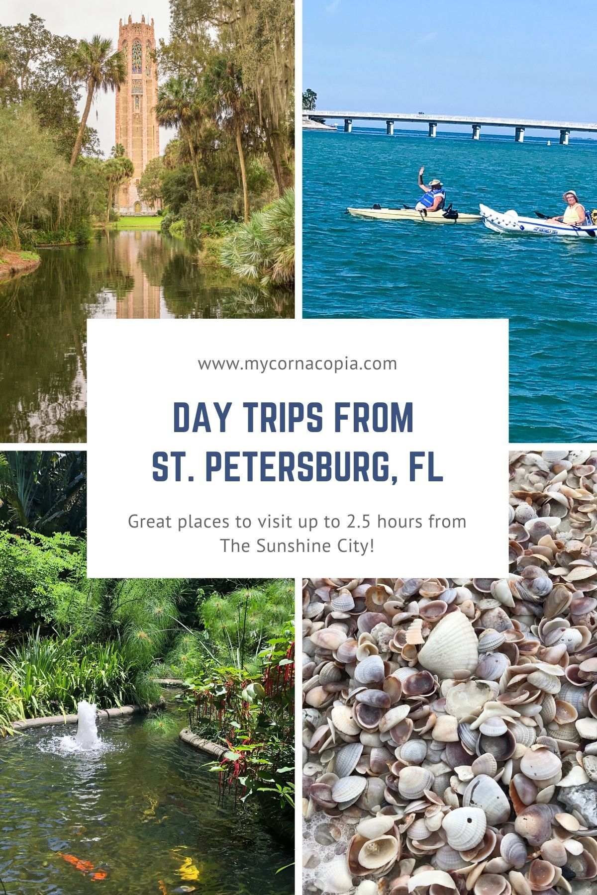 Day Trips From St. Petersburg, FL | My Cornacopia My Cornacopia in