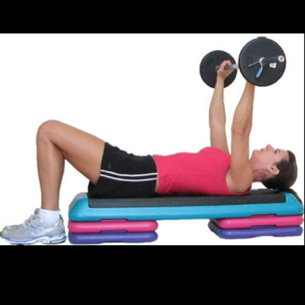 Barbellbenchpress Lie Down On A Bench Step Or The Floor Begin With The Barbell Hovering Just Over The Chest Elbo Chest Workouts Exercise Workout