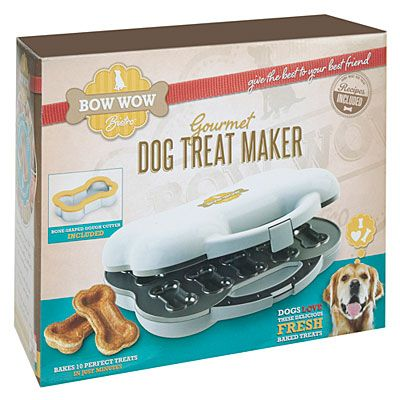 Bow Wow Bistro Dog Treat Maker