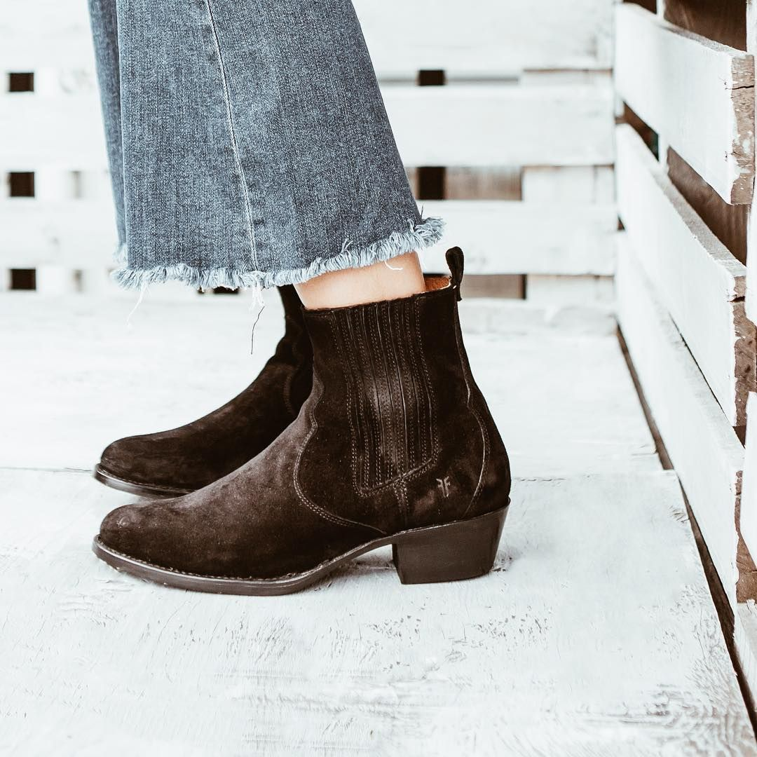 FRYE  Leather Boots for Women  Since 1863