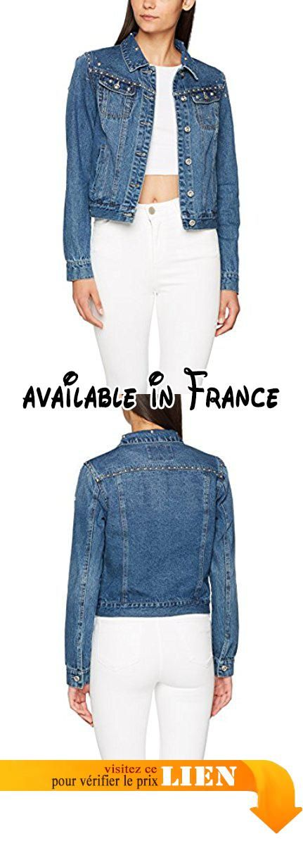Veste jean femme only