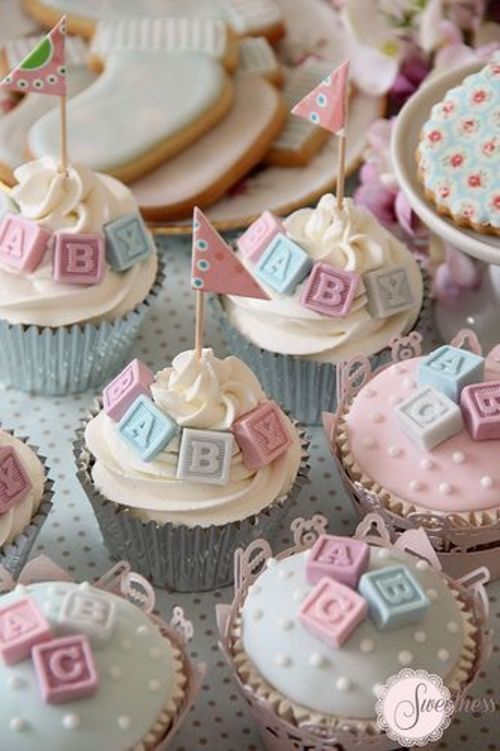 10 Cupcake Ideas For Any Baby Shower Babies Babyshower And Baby