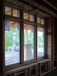 Large Picture Window Replacement Casement Windows Family Room Addition Home Additions