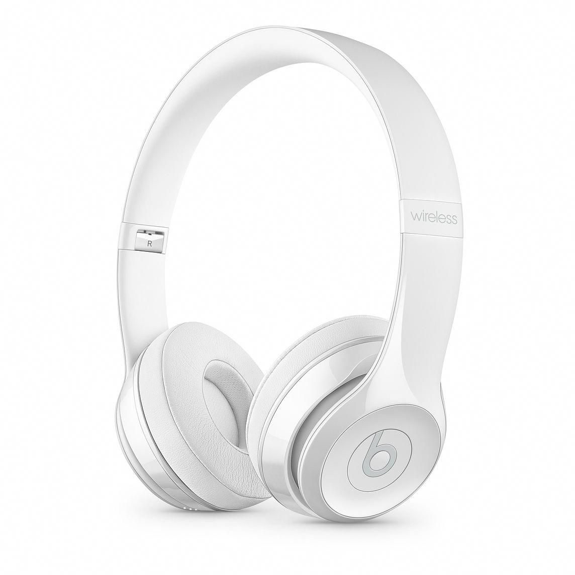 Beats Solo3 Wireless On Ear Headphones Satin Silver Apple Headphones Wireless Headphones In Ear Headphones