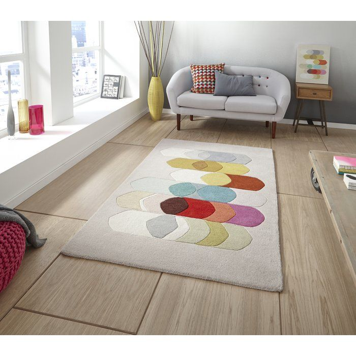 You Ll Love The Trofeo Coda Ii Hand Tufted Light Grey Rug At Wayfair Co Uk Great Deals On All Home Decor Products W Light Grey Rug Grey Rugs Hand Tufted Rugs