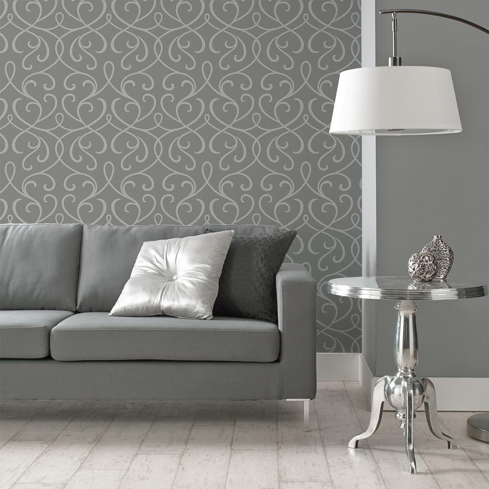 papier peint rouleau double papiers peints d cor mural am nagement de maison. Black Bedroom Furniture Sets. Home Design Ideas