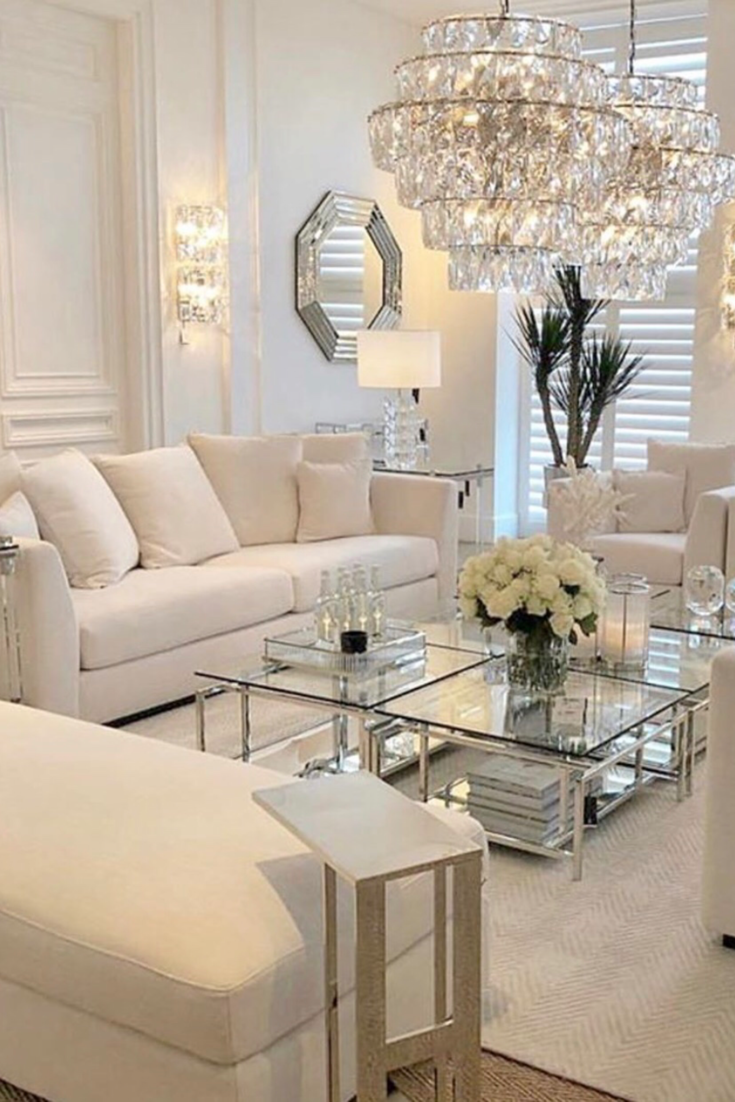 39 Stunning Home Decor Ideas You Ll Want To Copy Chaylor Mads Luxury Living Room Glam Living Room Living Room Decor Apartment