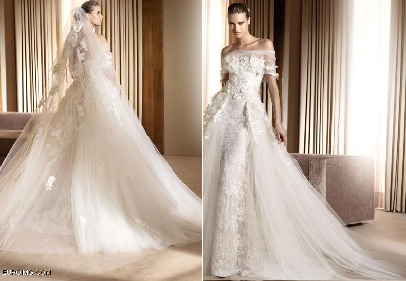Valentino Bridal Couture Eluxe Magazine Celebrity Wedding Gowns Valentino Bridal Wedding Dress Couture
