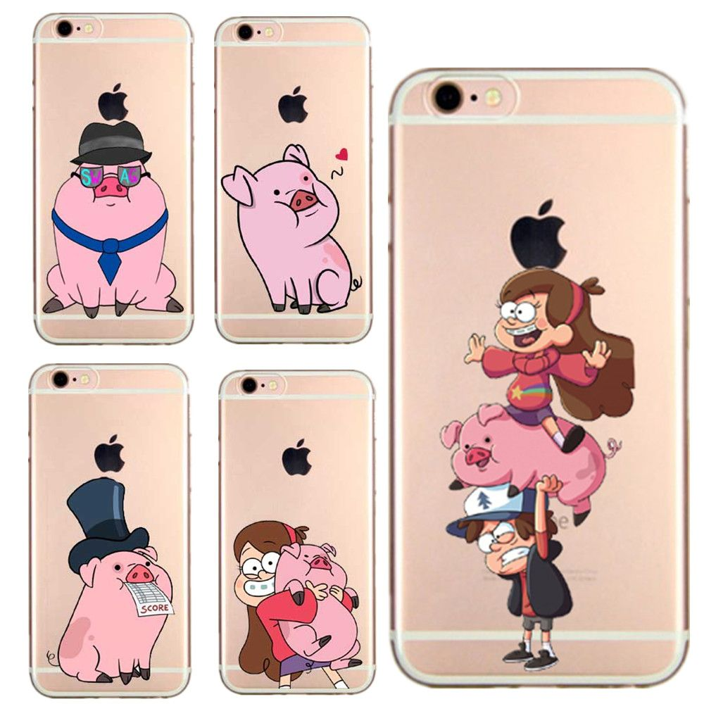 chip and dale coque iphone 6 with wrap around lip
