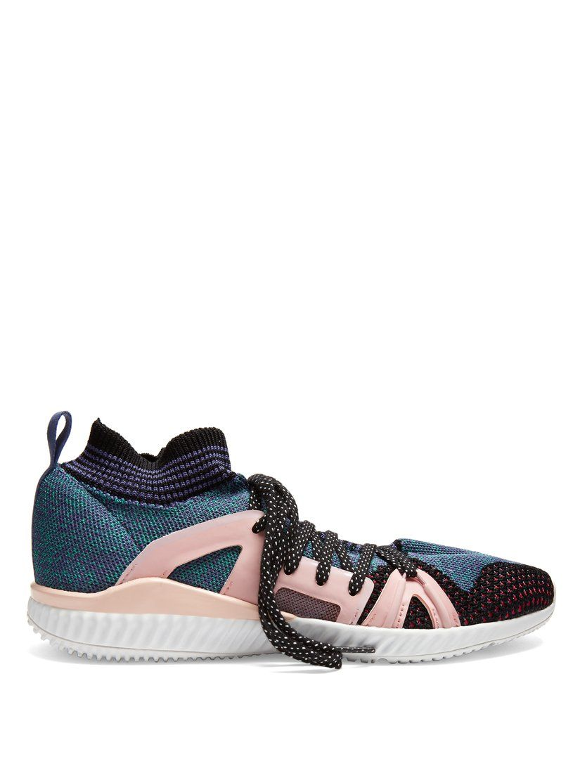 0e4f40480 Adidas by Stella McCartney Crazymove Bounce Low-Top Trainers
