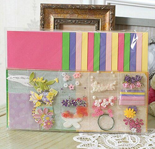 Guchina make your own greeting cards kit holiday cardsdo it amazon guchina make your own greeting cards kit do it yourself cards crafter 15 cards set15 envelopes included for beginners solutioingenieria Choice Image