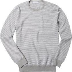Photo of Gran Sasso Pullover Herren, Baumwolle, grau Gran Sasso