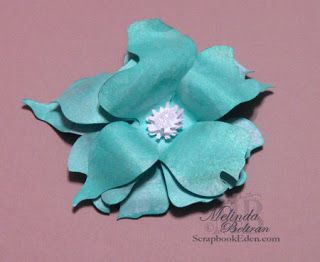 ** My Paper Crafting.com **: 50 States Flower Review