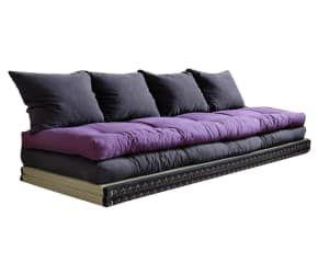 Poltrona Letto Futon : Trova il divano letto futon su westwing registrati gratuitamente