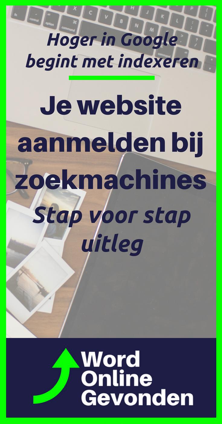 Webseite Anmelden