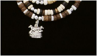 Faith Gear Noah's Ark Necklace