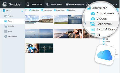 Fotos Von Ipad Auf Computer Ubertragen Ipad Iphone Computer