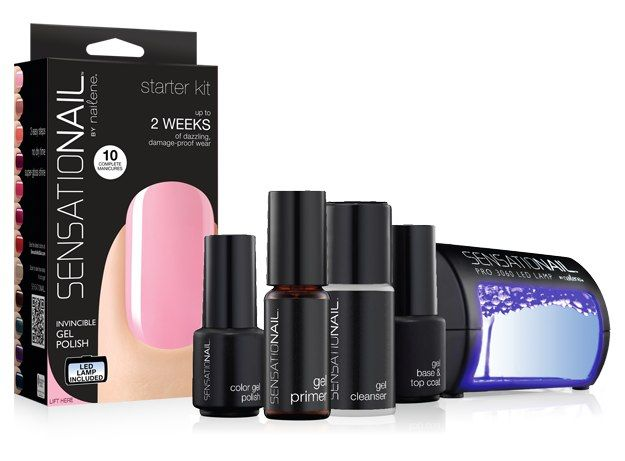 7 Of The Best At Home Gel Polish Kits Gel Nail Kit Home