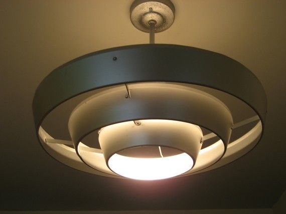 Hallway mid century light fixtures 50s visit etsy com