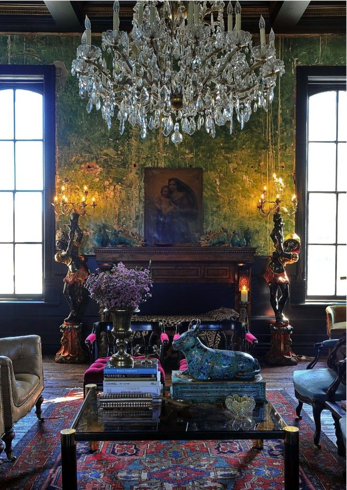 Such a glamorous moody room from austin interior design - Austin interior design firms ...