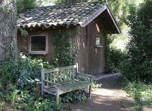 Cabanes et abris de jardin  les bases à connaître Gardens