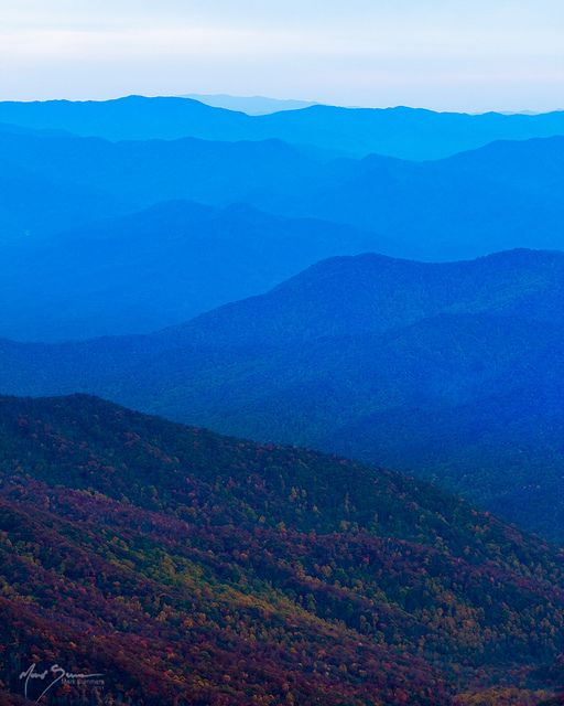 The Great Smoky Mountains In 2019