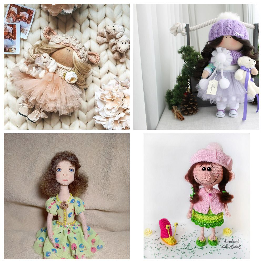 dolls organization ideas #dollunderware