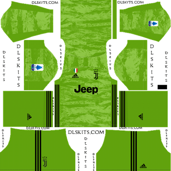 Juventus F C  Kit 2019-2020 - Dream League Soccer Kits and