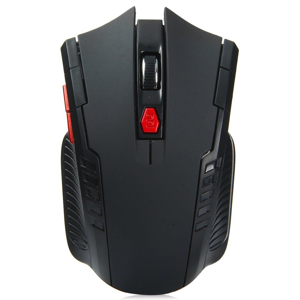 5e341698ec8 2.4Ghz Mini Portable Optical Computer Office Wireless Gaming Mouse Mice For PC  Laptop Computer Newest