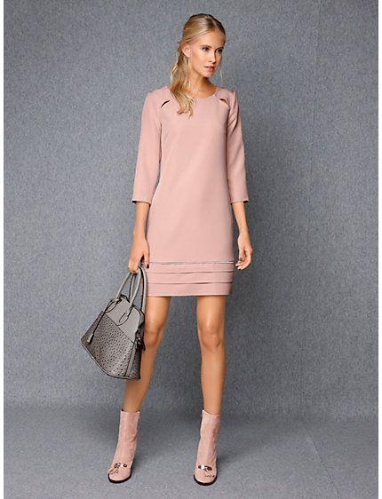 Elegantes Etuikleid in rosa | Must-haves in 2019 ...