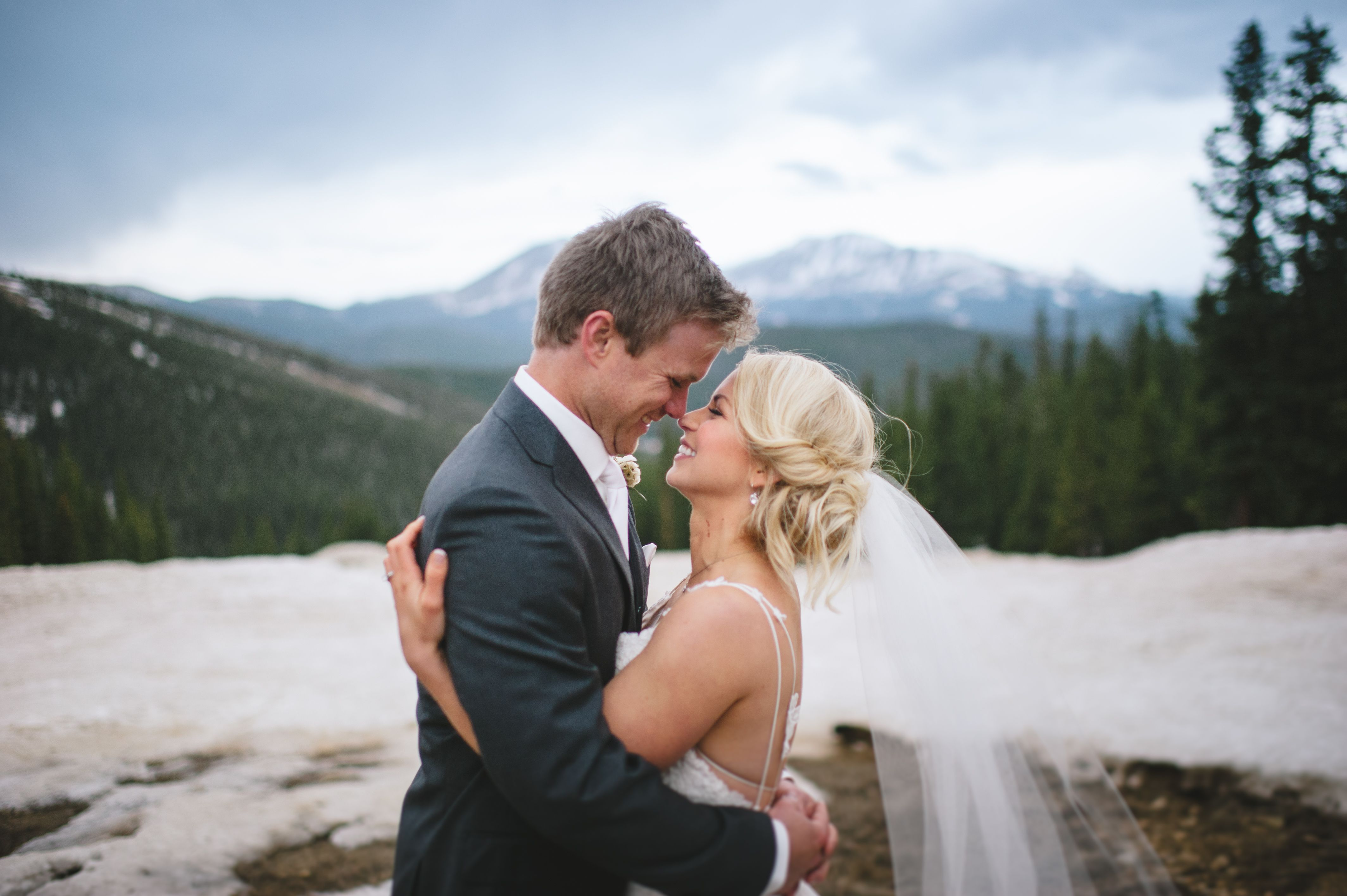 A Classic Mountain Wedding at Timber Ridge Lodge in Ouray