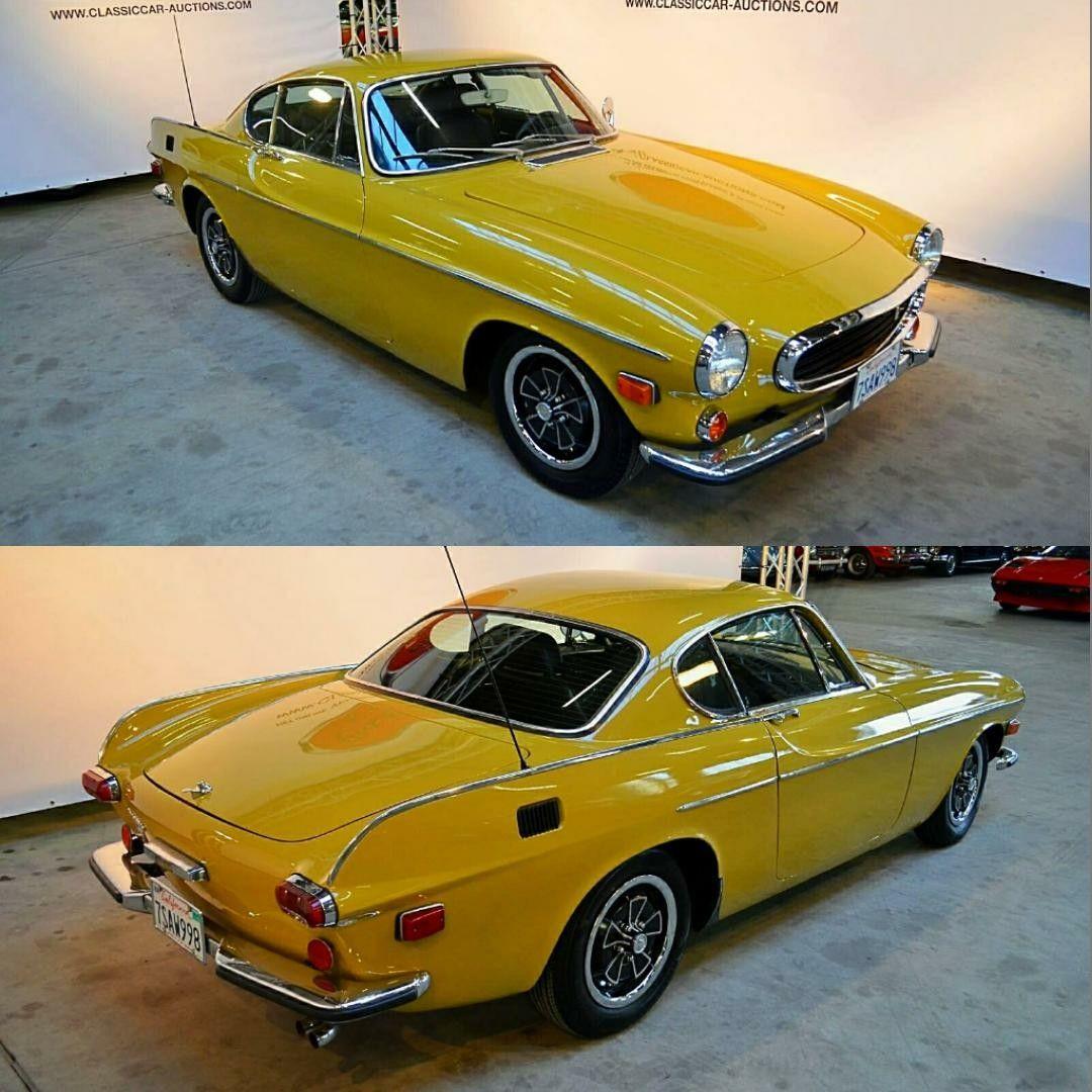 1971 Volvo 1800 E Volvo, Volvo coupe, Classic cars