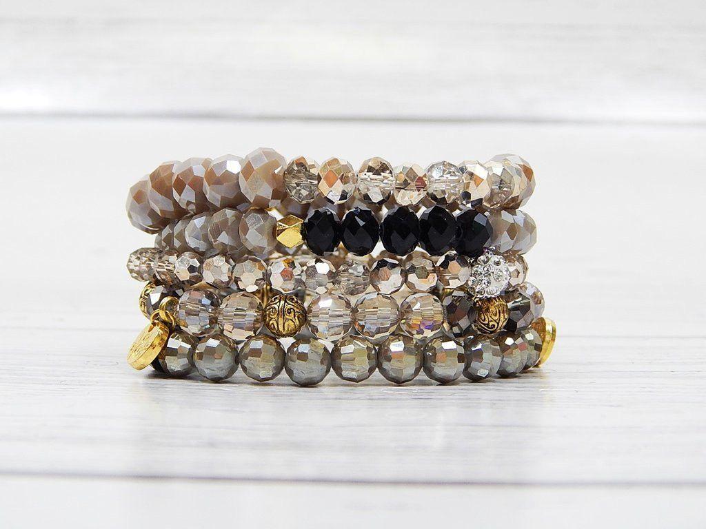 Erimish - Leopard Stack Bracelets | Leopards, Bracelets and Jewelry ...