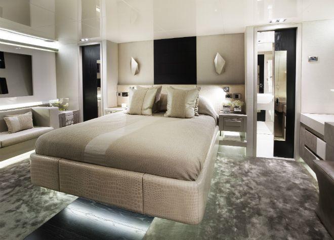 Pearl 75, a modern yacht\'s design   Modern, Kelly hoppen and Design ...