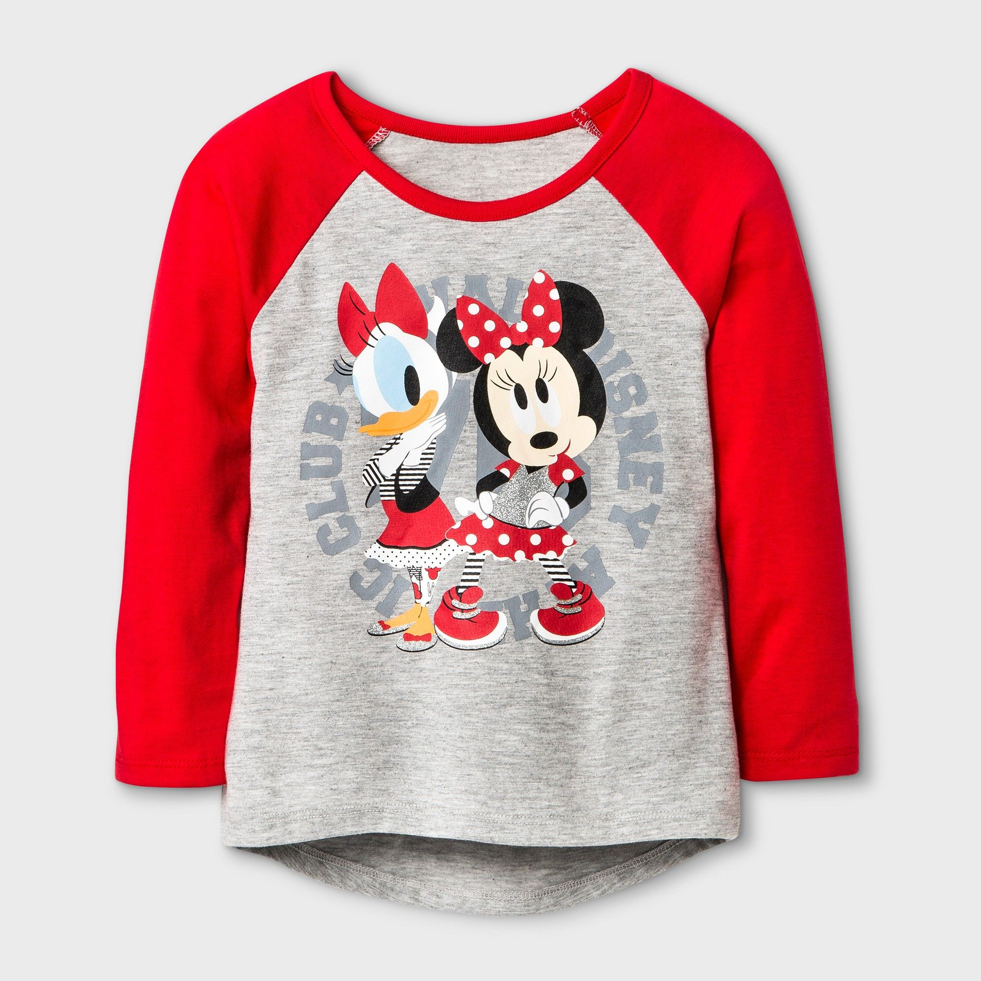 Chic Letter BABYGIRL Printed Long Sleeve Crew Neck Color Block