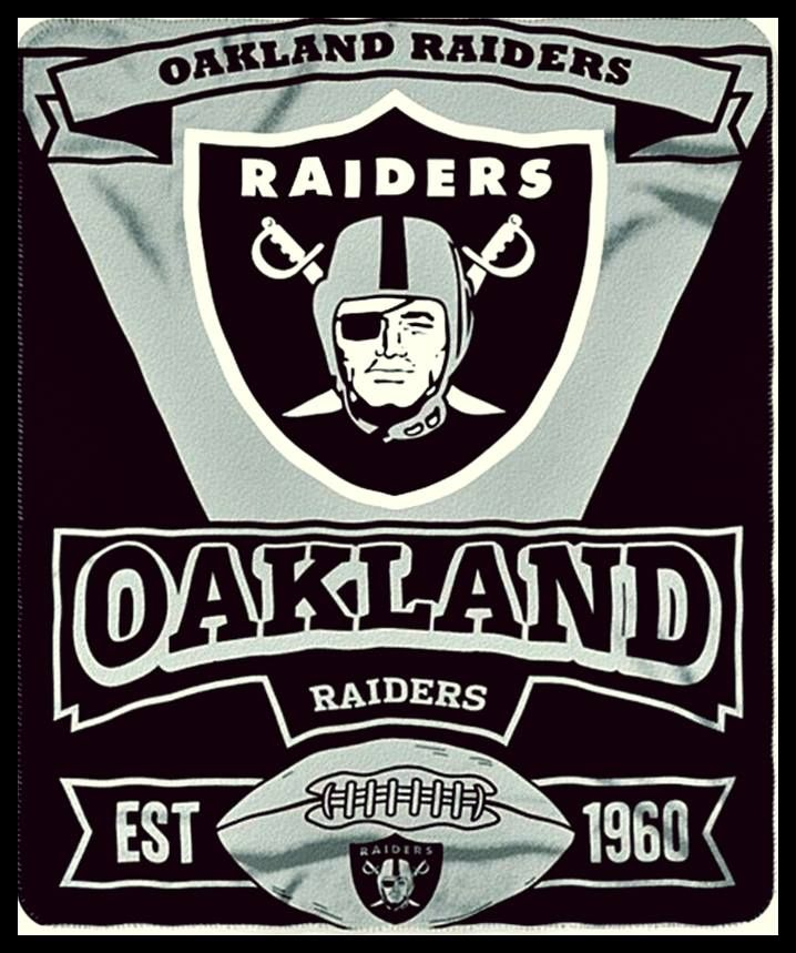 016fba72 OAKLAND RAIDERS EST. 1960 | Vintage Signs Graphic Design | Nfl ...