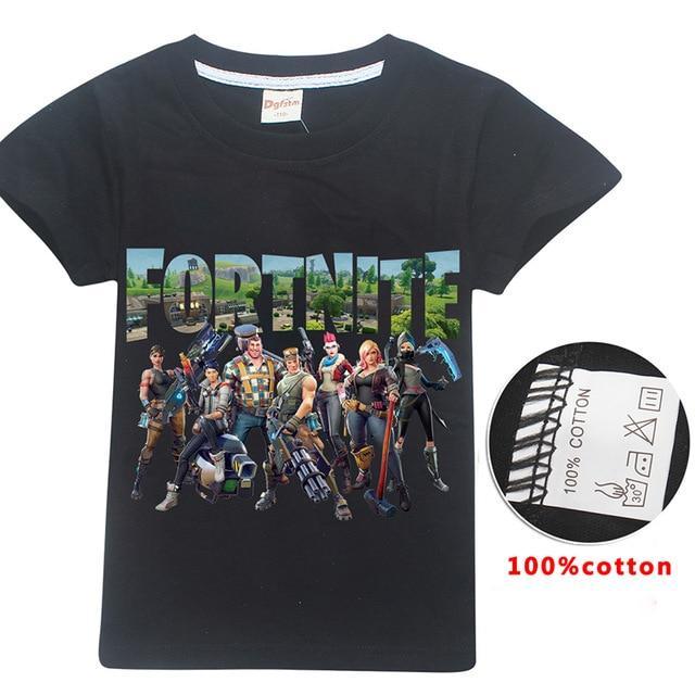 5bcc9311 Fortnite Battle Royal Kids T-Shirt Gift | Fortnite | Kids shirts ...
