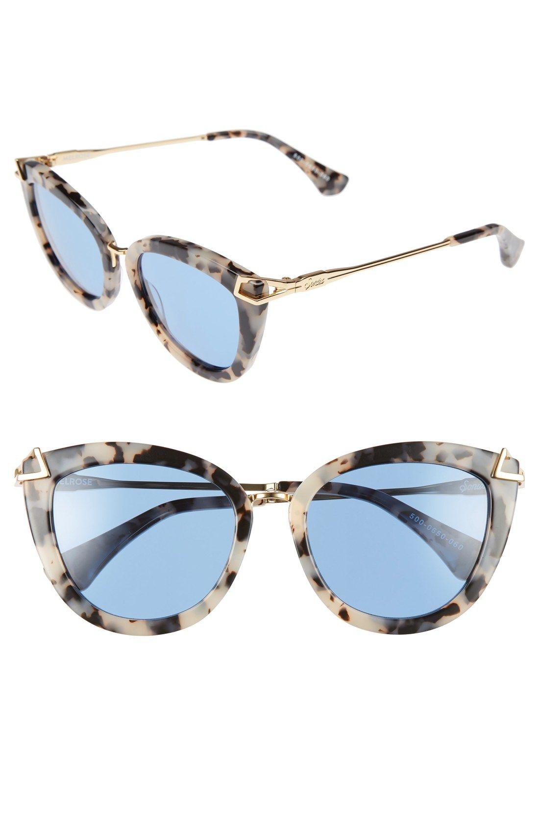 Melrose Cat Eye Sunglasses