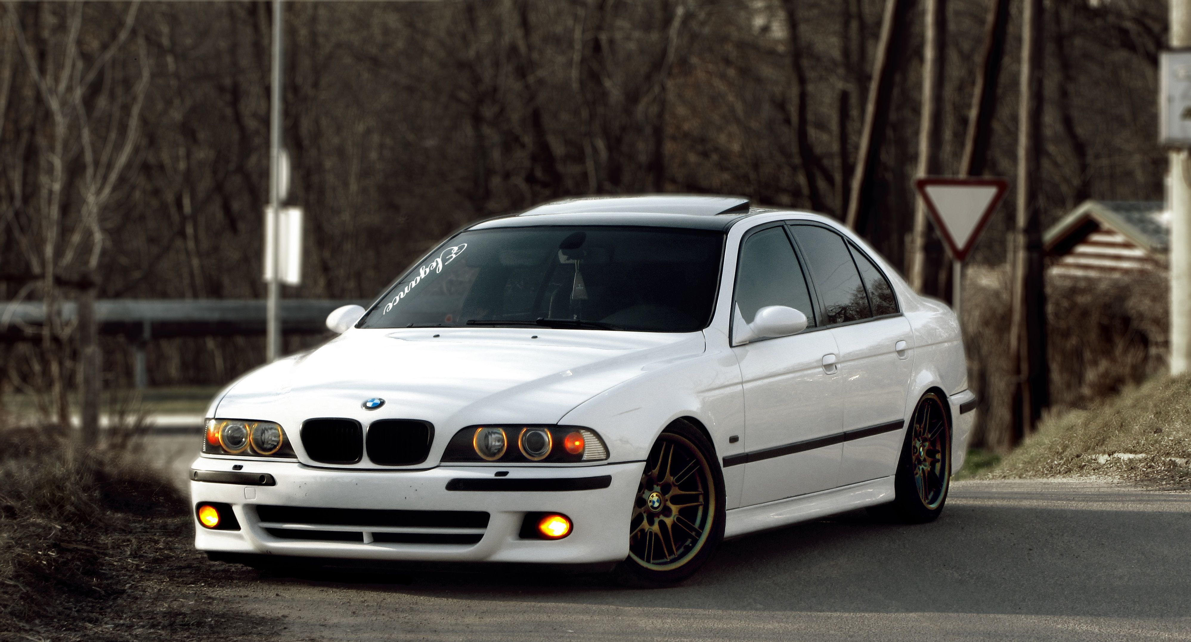 BMW E39   Bmw 5 серии, Автомобили