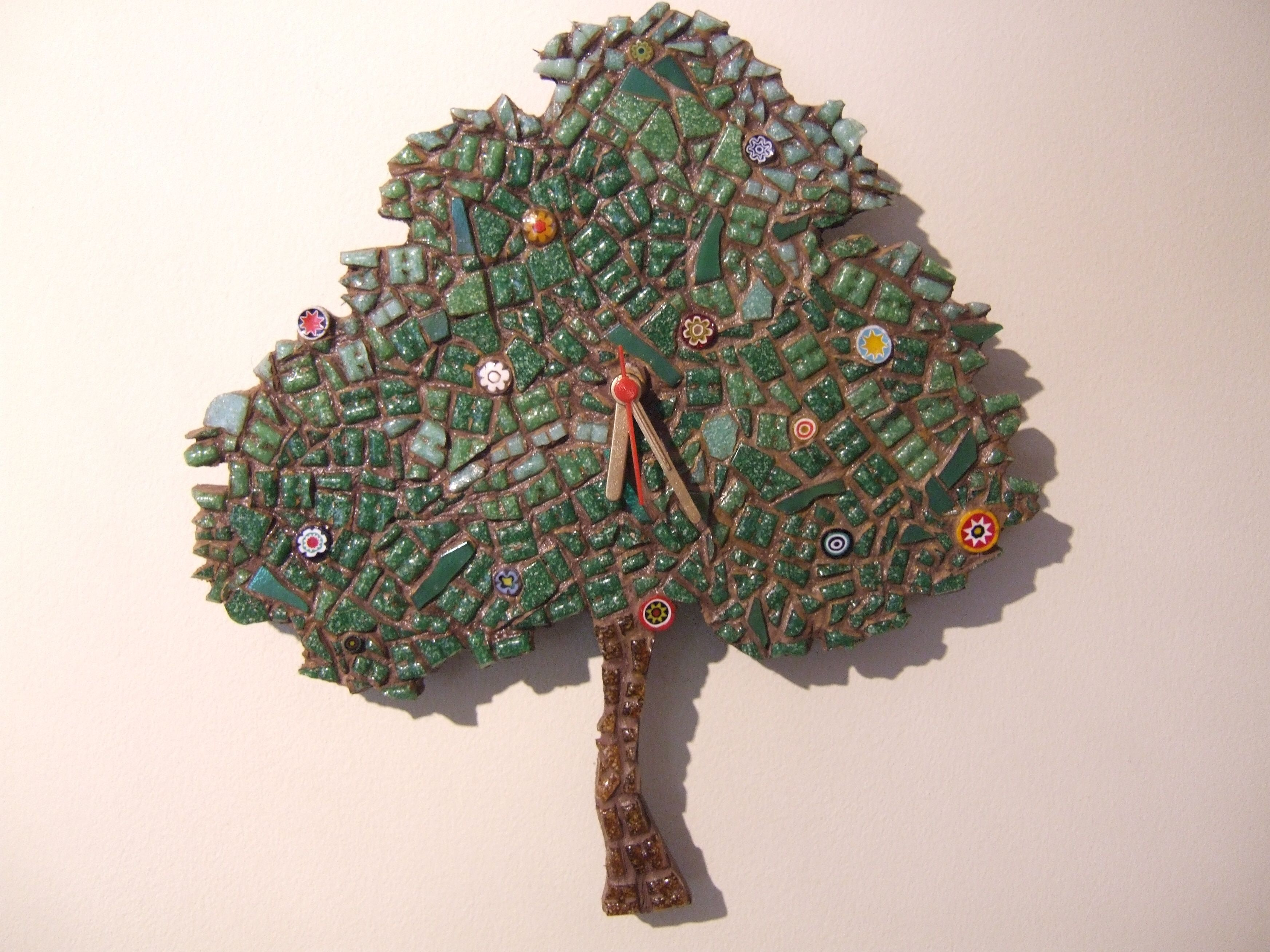 Another tree clock by Ayesha James