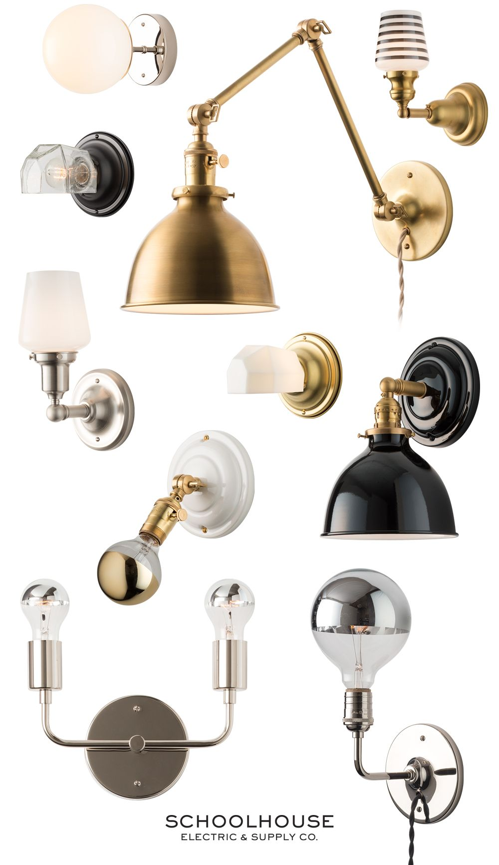 Iconic Modern Vintage Inspired Lighting For Your Home