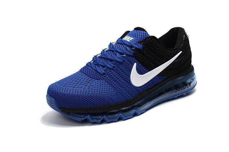 Free Shipping! New Nike Air Max 2017 Men' Running Shoes