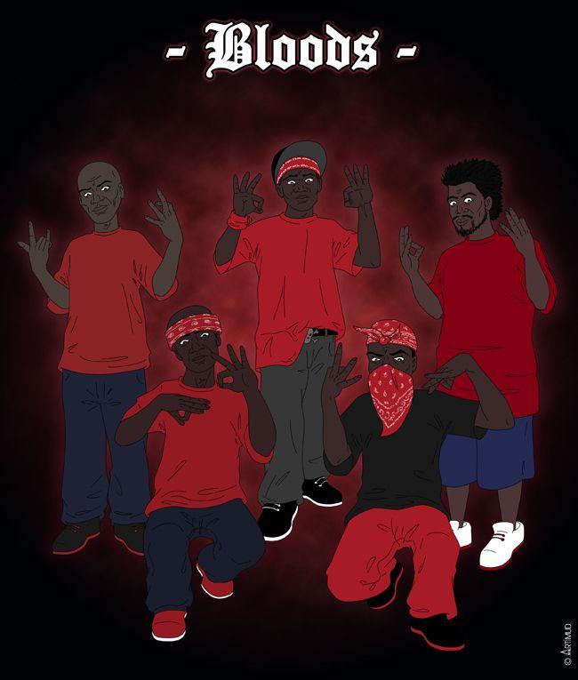 Bloods Imaslave 9 Pinterest Blood Graffiti And Thug Life